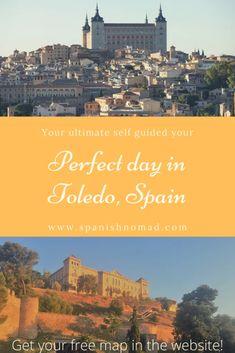 Spain Travel Guide, European Destination, European Travel, Free Maps, Tourist Information, Plan Your Trip, Day Trip, Cool Places To Visit, Travel Inspiration
