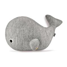 emiko_whale_800 Doll Toys, Fabric Animals, Fabric Toys, Cool Baby Stuff, Handmade Toys, Baby Quilts, Baby Room, Nursery Decor, Cribs