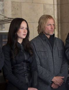 The Hunger Games: Mockingjay Part 2. Jen has such beautiful hair!!
