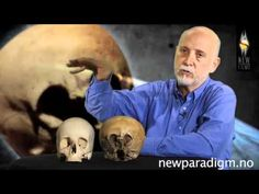 UFO aliens Lloyd Pye - Starchild Skull Interview 2010 - Part 1/6