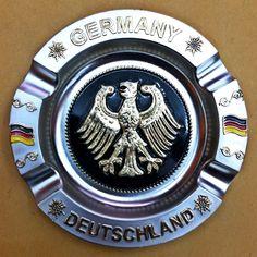 Germany #ashtray