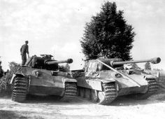 Panthers Ausf. A ;)