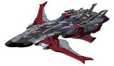Minerva Class: Gundam Seed Destiny