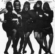 exposición Guerrilla Girls 1985-2015