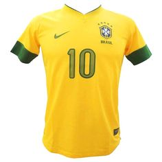 The newest 2012 13 Nike Brazil CBF Authentic Home Jersey represents  tradition 4c6c93543