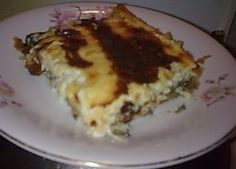 Cookbook Recipes, Cooking Recipes, Quiche, Tasty, Yummy Food, Christmas Cooking, Appetisers, Veggie Dishes, Greek Recipes