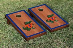 NCAA Florida UF Gators Version 2 Cornhole Game Set
