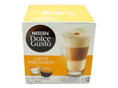 Dolce Gusto Latte Macchiato Capsules For The Dolce Gusto Machine By Nescafe
