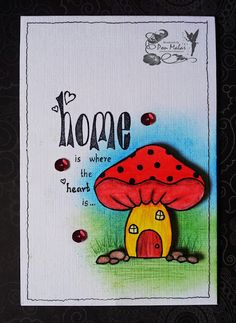 Chase your dreams...: ♥ Home is where the heart is ♥