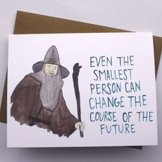 Gandalf // Lord of the Rings Card