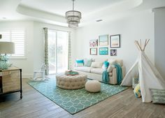 Seaside-chic can be totally sophisticated. Have a look around.