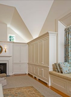 Built-in armoire
