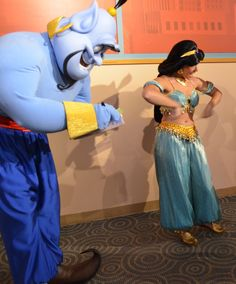 WDW Hints Characterpalooza! One of Disney's Best-Kept Secrets