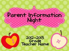 This 10 slide Back-to-School Power Point presentation is fully customizable.
