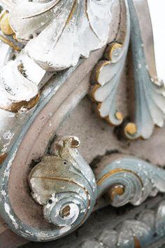 Beautiful colors and patina