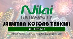 Jawatan Kosong di Nilai University - 8 July 2016   NILAI UNIVERSITY  a member of Nilai Resources Group Sdn Bhd prides itself in being one of the fastest-growing and best-equipped private tertiary education providers in the country offering a wide range of programmes. Our award-winning university-standard campus is located on a 105-acre site in the upcoming township of Putra Nilai. Jawatan Kosong Terkini 2016 diNilai University  Positions:  1. Dean - Faculty of Hospitality & Tourism  Closing…