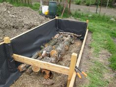 Diy, Gardening, Raised Beds, Bricolage, Lawn And Garden, Do It Yourself, Homemade, Diys, Horticulture