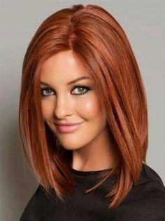 coupe au carré rousse 06 redhead bob haircut