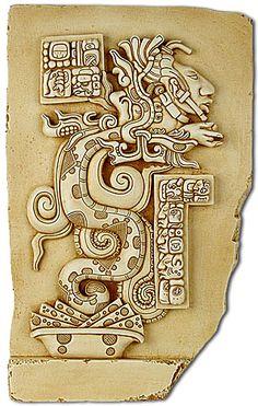 mayan snake god