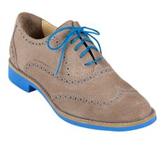 Every women needs a pair of oxfords in their life.