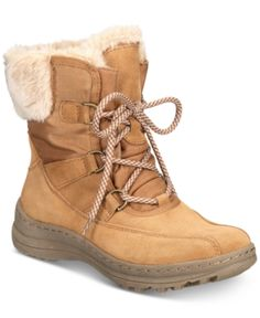 9fae582653b5bb Baretraps Aero Winter Boots - Brown 5.5M Cold Weather Boots