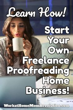 Learn How to Start Your Own Freelance Proofreading Home Business is part of home Word Dreams - If you have word skills, if you cringe when you see a misspelled word, if you read a lot, then a freelance proofreading business might be perfect for you! Make Money Fast, Make Money From Home, Home Based Business, Online Business, Business Ideas, Word Skills, Importance Of Time Management, Work From Home Moms, Working Moms