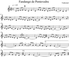 Fandango de Pontevedra