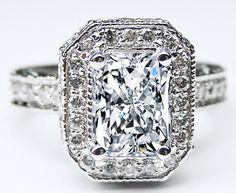 Someday I'll upgrade, but the center can't be any less that 4 carats :) lol