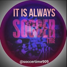 It always soccer time with @soccertime909 . . . . . .  Shout out.