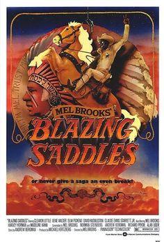 El señor de los bloguiños: Sillas de montar calientes (1974) de Mel Brooks