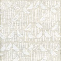 Half Moon in Dunes from Lake August #textiles #fabric #linen #pattern #neutral #white