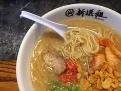 @Lindsey McBride Interested in checkin one of these out while you're here? 10 Best Ramen places in LA