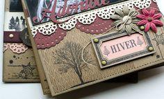 Hobby Into Business Mini Album Scrapbook, Mini Albums Scrap, Great Albums, Altered Books, Mini Books, Hobbies And Crafts, Scrapbooks, Color Inspiration, Paper Crafts
