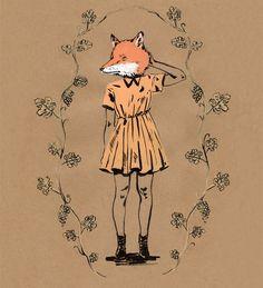 Helena Perez Garcia_Design & Illustration: Fables