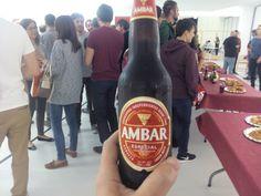 Finaliza la @EnsaladaSeo con @cervezasambar y networking ¡salud! #EnsaladaSEO