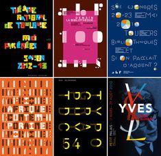 yum: French graphic designer philippe apeloig