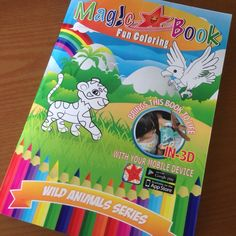 Get Magic Book Fun Coloring
