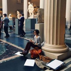 art museum | traveler | aesthetic | beauty | notes | stay awhile | visit | travel | artist