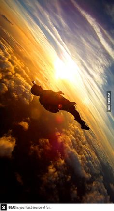 Skydiving- one of the most incredible adrenaline rushes