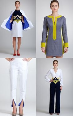 Summer great professional look  Google Image Result for http://images.huffingtonpost.com/2012-05-01-Sarah_McGiven_FightForYrWrite_Negarin_Spring_Summer_2012_fashion_design_style_tailoring_work_wear_women-thumb.jpg