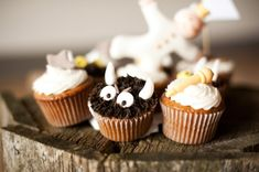 Where the Wild Things Are - cupcakes!!!
