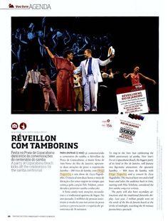 #DiogoNogueira 2015 #RevistaTamNasNuvens #SamBRA