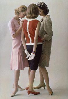 Vogue March, 1962