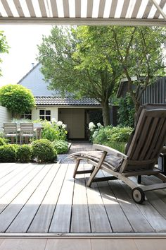 1000+ Images About Terasse On Pinterest | Tuin, Decks And Garten Whirlpool Im Garten Charme Badetonne
