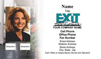 Exit Realty Business Card WP2403. Visit Exit Realty Business Cards With Photo