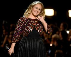 Adele Kicks Off the Grammys with Performance of 'Hello' - and Shouts Out Son