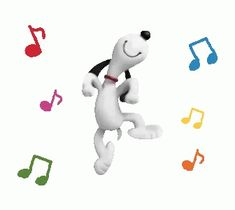 Snoopy doing the happy dance gif - stops after 1 time through :o( Peanuts Movie, Peanuts Cartoon, Peanuts Snoopy, Snoopy Pictures, Funny Pictures, Music Happy, Snoopy Quotes, Charlie Brown And Snoopy, Snoopy And Woodstock