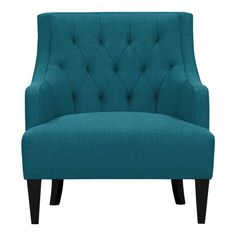 I love this chair.  It looks as if it's giving a chic hug.