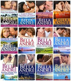 #KindleDailyDeal! #Romance The Sullivans (Books 2-12) by Bella Andre are on sale for $1.99 each TODAY ONLY (1/25/15)!