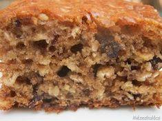Mézeskalács konyha: Zabpelyhes süti Banana Bread, Food And Drink